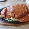 レストラン泉屋 - 料理写真:スパカツ
