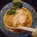 煮干し中華そば 麺屋 新星 - 煮干し中華そば700円