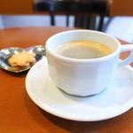 パティスリーサロン・ドゥ・テ アミティエ - コーヒー