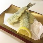 山幸 - 鮎の天ぷら