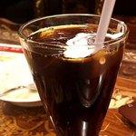 インド料理モハン - アイスコーヒー(2017.2)