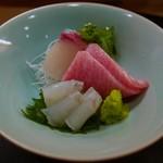 寿し 喝菜 - 料理写真:造り