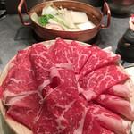 しゃぶ亭 - お肉
