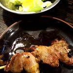 串屋横丁 - 串(ごま油)