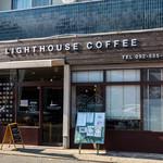 ライトハウスコーヒー - 「LIGHT HOUSE COFFE」さん。見つけました。