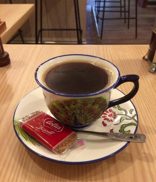 エリーズ カフェ - スマトラ