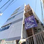 清水港 みなみ  - 2017年2月再訪:店舗は階段を上がった2階です☆