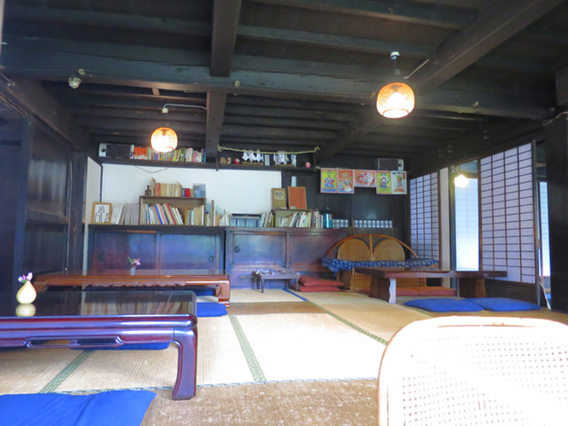cafe yotacco カフェ よたっこ>