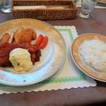 ビストロアデン - チキン南蛮