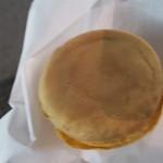 おやき処 れふ亭 - クリームチーズ