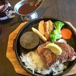 あさくま - 料理写真:アイオワ サーロインステーキ