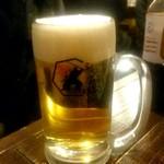 居酒屋 殿(シンガリ) - 生:500円