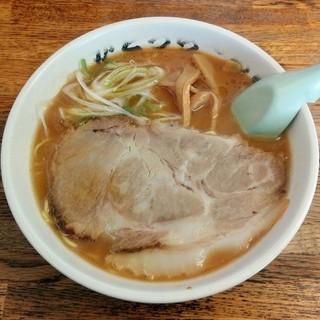 かとうらーめん - 料理写真:醤油らーめん(700円)