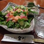 62678119 - 海鮮サラダ