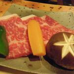 陽いずる紅の宿 勝浦観光ホテル - 熊野牛ステーキ