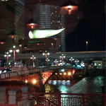62683119 - 全く上手く撮れませんでしたm(._.)m  しかし実際はもっと綺麗でした^ ^《スカイツリーとアサヒビールタワーをバックに隅田川に架かる吾妻橋の景色が広がります。》