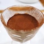 ガンゲット・ラ・シェーブル - チョコレートのムース