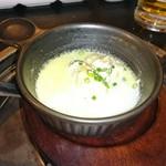 七輪焼やおき - 牡蠣のバター焼き