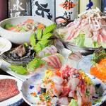やひろ丸 - おススメ5,500円宴会コースは、食べログクーポン利用で5,000円に!