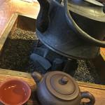 62685816 - お茶は急須でサービスです