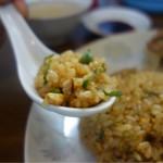 蘇州園 - 王道の醤油炒飯
