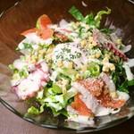 くぼちよ - 海鮮シーザーサラダ