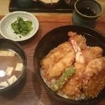 あかし - 竹天丼
