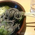 62693576 - 麺は太め