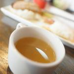 ランチョ・エルパソ - スープ