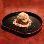 ちもと - 料理写真:わらび餅☆