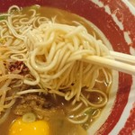 62694366 - 麺アップ