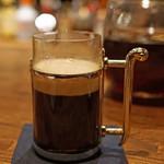 ウォッカトニック - アイリッシュ コーヒー