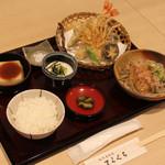蕎麦定食(予約のみ)