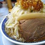 鶏とふじ - 角ふじ麺(680円)