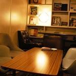 シナー カフェ - 2階席