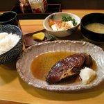 うしお - 銀鱈煮付