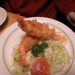 シチューの店 フジキッチン - 2011.01.01 エビフライ