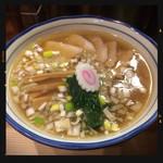 銀座 朧月 - 中華そば 780円