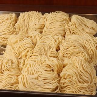 醤油らーめん専用麺