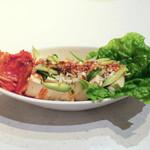 コサリ - 冷やし豆腐ヤンニョム