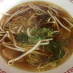 長興 - 麺がミニ ラーメン☆★★☆