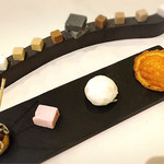 四間道レストランマツウラ - シュガーとデザート!