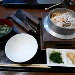 酒肴いそや - 五目釜飯¥950