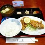 河昌 - 「山賊焼き定食」¥1,130(税込)