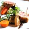 さくら茶屋ラ・パッション - 料理写真:富士桜ポークのロースト 石和産黒にんにくソース