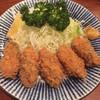 かつ善 村上 - 料理写真:カキフライ(大)