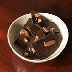燻製マーケット - 燻製チョコレート