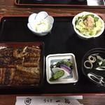 62709780 - うな丼(上)(2214円)