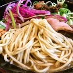 麺将 重厚軍団 -