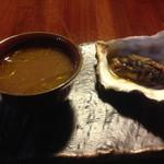 チャテオあくさん - 牡蠣 牡蠣スープ